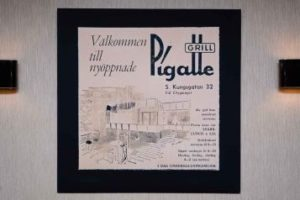 Välkommen till Pigalle